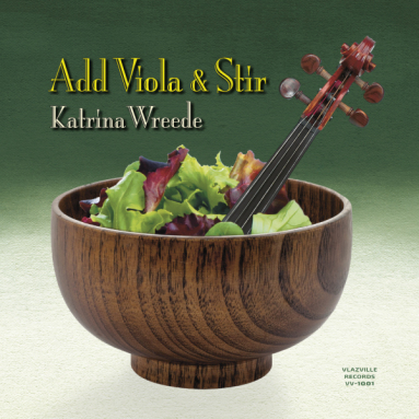 Album cover for Add Viola and Stir
