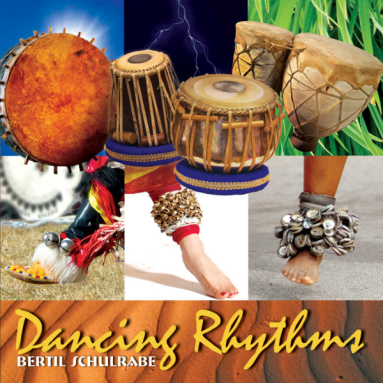 Album cover for Dancing Rhythms