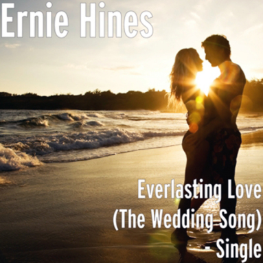 Album cover for Everlasting Love (The Wedding Song)