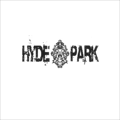 Album cover for Hyde Park