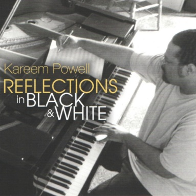 Album cover for Reflections in Black and White