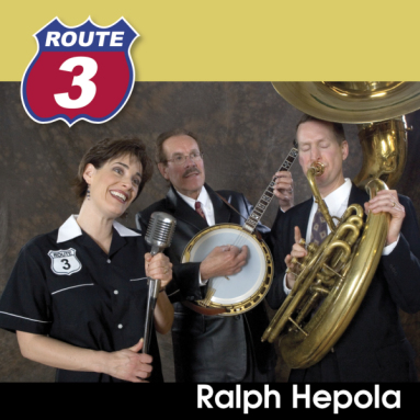 Album cover for Route 3