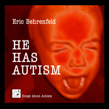 Album cover for Songs About Autism - Vol. 1.2