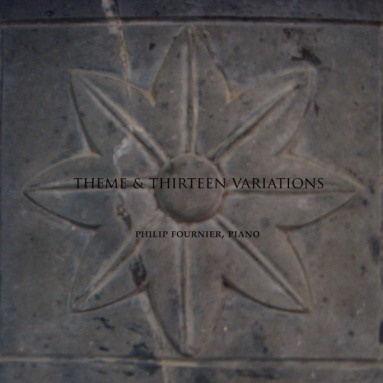 Album cover for Theme & Variations