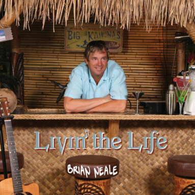 Album cover for Livin\' the Life