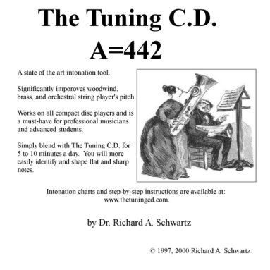 Album cover for A=442