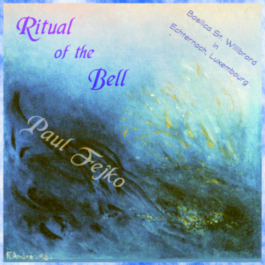 Album cover for Ritual of the Bell