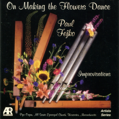 Album cover for On Making the Flowers Dance