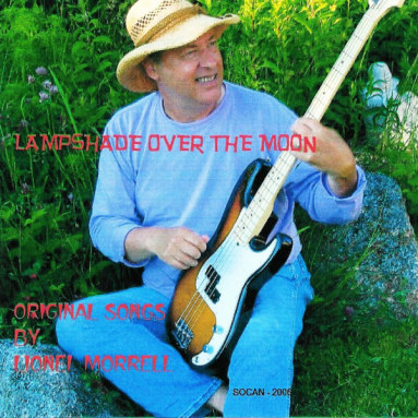Album cover for Lampshade Over The Moon