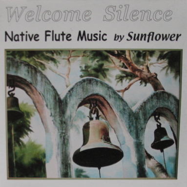 Album cover for Welcome Silence