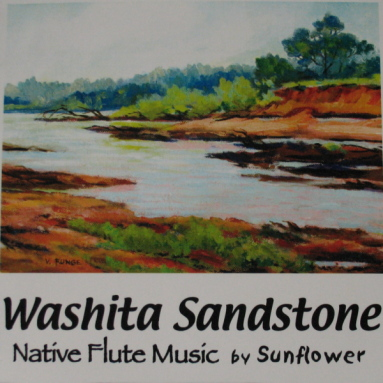 Album cover for Washita Sandstone
