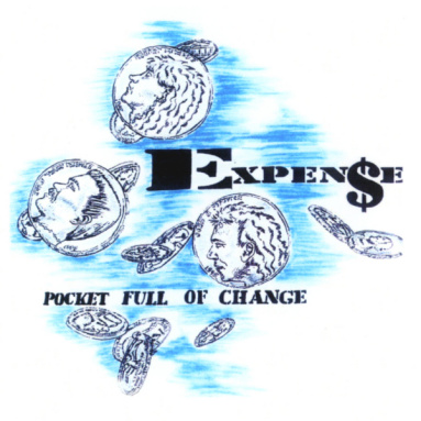 Album cover for Pocket Full of Change