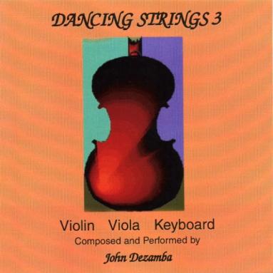 Album cover for Dancing Strings 3