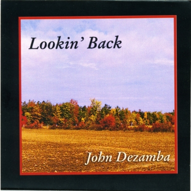 Album cover for Lookin\' Back